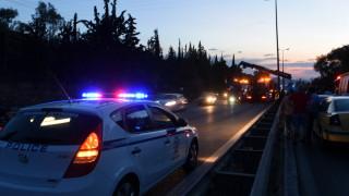 Τροχαίο με εκτροπή νταλίκας στην Εθνική Οδό Θεσσαλονίκης – Έδεσσας