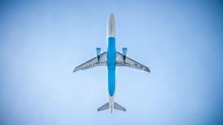 Ηράκλειο: Αεροσκάφος δεν μπόρεσε να προσγειωθεί λόγω των ισχυρών ανέμων