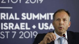 ΗΠΑ για Αν. Μεσόγειο: Καλούμε όλα τα μέρη να μην προβαίνουν σε προκλητικές ενέργειες
