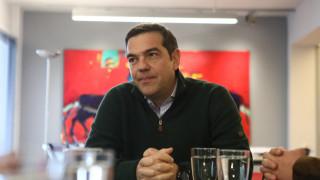 Τσίπρας για κατώτατο μισθό: Ο Μητσοτάκης θα στηρίξει τους εργαζόμενους ή τα οικονομικά συμφέροντα;