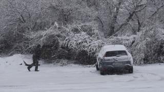Καιρός: Ψύχος, χιόνια και βροχές σε όλη τη χώρα - Πώς θα εξελιχθεί η κακοκαιρία