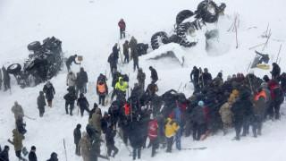 Τραγωδία στην Τουρκία: Τουλάχιστον 38 νεκροί από δύο χιονοστιβάδες