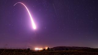 ΗΠΑ: Το Πεντάγωνο δοκίμασε με επιτυχία έναν διηπειρωτικό πύραυλο