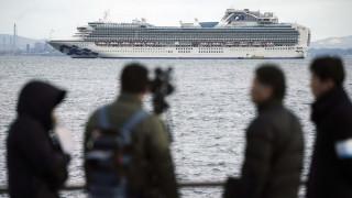 Ιαπωνία: 20 τα κρούσματα του κοροναϊού πάνω στο κρουαζιερόπλοιο Diamond Princess