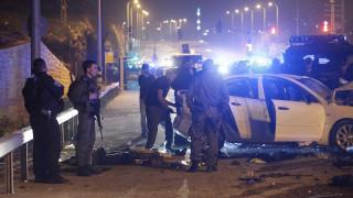 Ιερουσαλήμ: Αυτοκίνητο έπεσε σε πεζούς στρατιωτικούς - 14 τραυματίες