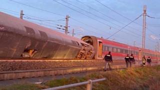Ιταλία: Εκτροχιασμός τρένου κοντά στο Μιλάνο με νεκρούς