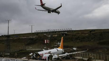 Συντριβή αεροσκάφους στην Τουρκία: Νέο βίντεο-ντοκουμέντο από το εσωτερικό του Boeing