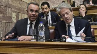 Εύσημα Τζεντιλόνι στην Ελλάδα: Είναι σε ισχυρότερη θέση να αντιμετωπίσει τις προκλήσεις