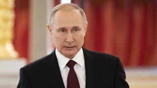 Πούτιν: Προς το συμφέρον μας η συνεργασία Ρωσίας - Ελλάδας