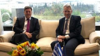 Πάιατ: Ηγετικός ο ρόλος της Ελλάδας στα Βαλκάνια