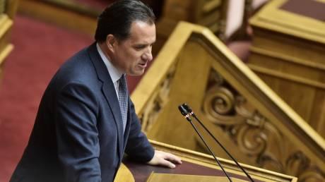 Καυγάς Γεωργιάδη - Τζανακόπουλου για την επένδυση στο Ελληνικό