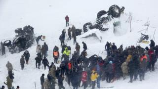 Τουρκία: Αυξάνονται οι νεκροί και τραυματίες από τις δύο χιονοστιβάδες