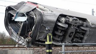 Συλλυπητήρια ΥΠΕΞ για το τραγικό σιδηροδρομικό δυστύχημα στην Ιταλία