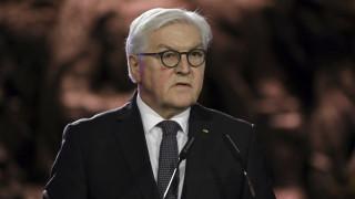 Σταϊνμάιερ: Το δηλητήριο του εθνικισμού διεισδύει στις συζητήσεις των Γερμανών