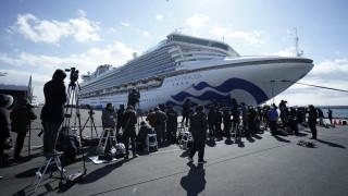 Κοροναϊός: 61 επιβάτες του Diamond Princess έχουν προσβληθεί από τον ιό