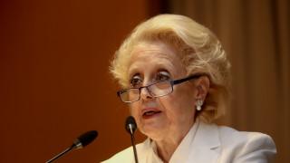 Στην Ολομέλεια του ΣτΕ η απομάκρυνση της Θάνου από την Επιτροπή Ανταγωνισμού
