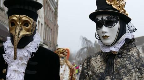 Οι ευρωπαϊκές πόλεις με τα πιο φαντασμαγορικά καρναβάλια!