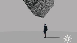 Οι αφίσες του 22ου Φεστιβάλ Ντοκιμαντέρ Θεσσαλονίκης - Τι μπορεί να συμβολίζει ένας βράχος;