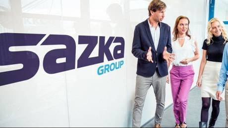 Διεθνής διάκριση για τον Όμιλο Sazka: Πάροχος Λοταριών της Χρονιάς