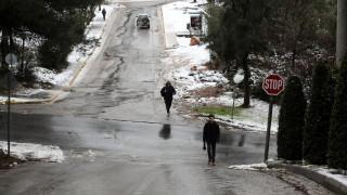 Καιρός: Χιόνια και βροχές το Σάββατο - Πού θα είναι έντονα τα φαινόμενα