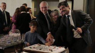 Δημήτρης Γιαννακόπουλος: To 2020 θα είναι ιστορική χρονιά για τη ΒΙΑΝΕΞ