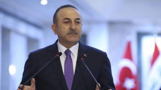 Τσαβούσογλου: Θα συνεργαστούμε με την Ελλάδα στην Αν. Μεσόγειο αλλά όχι με την Κύπρο