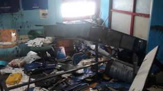 Κουκουλοφόροι εισέβαλαν στο Πανεπιστήμιο Πειραιά - Φθορές στα γραφεία της ΔΑΠ