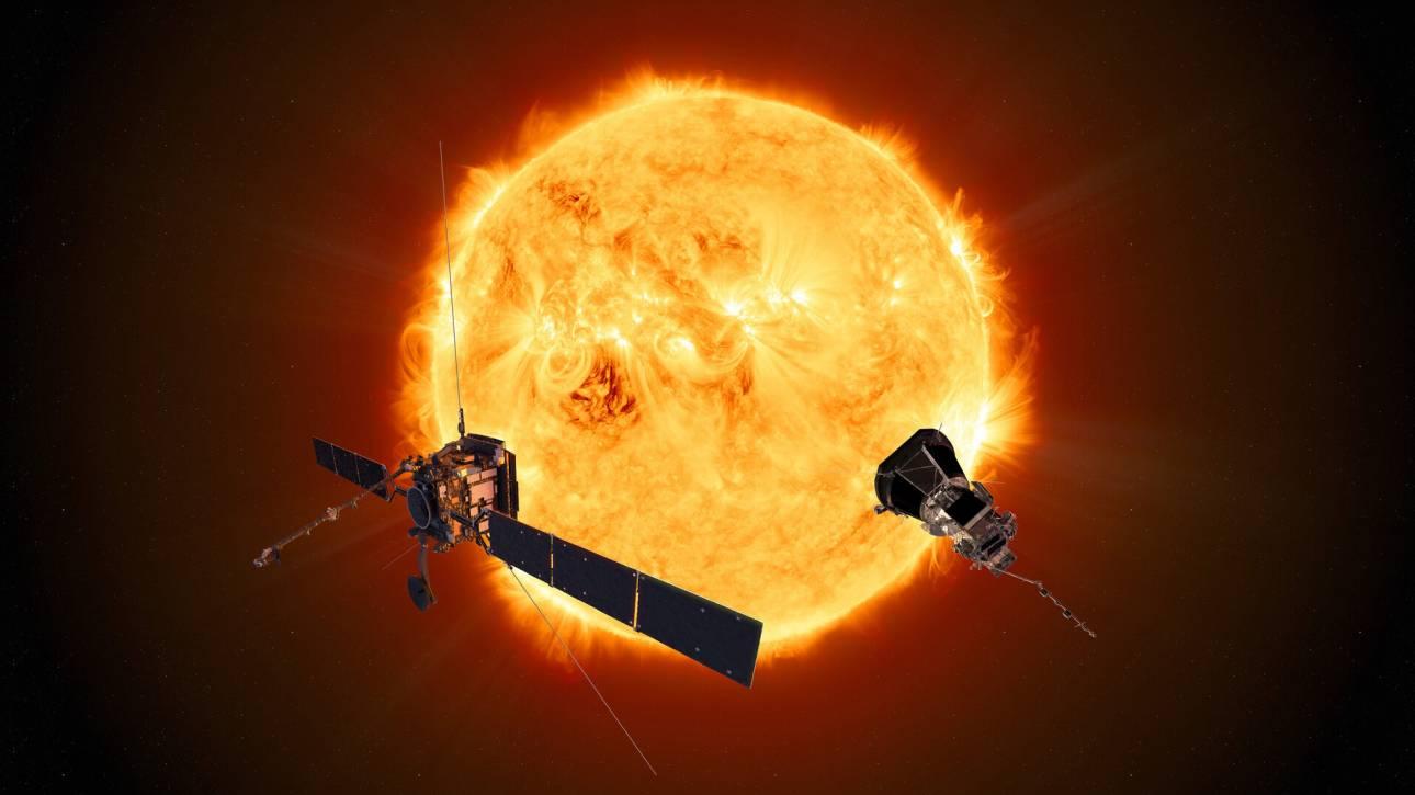 Solar Orbiter: Έτοιμο να φωτογραφήσει για πρώτη φορά τους πόλους του Ήλιου