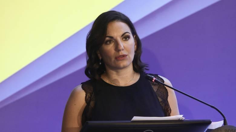 Όλγα Κεφαλογιάννη στο CNN Greece: Η ΝΔ είναι πάντα καραμανλική