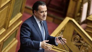 Γεωργιάδης: Έρχονται επενδύσεις εκατ. ευρώ σε σημαντικό κλάδο της Οικονομίας