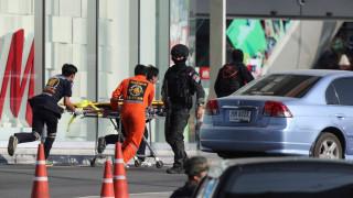 Μακελειό στην Ταϊλάνδη: Νεκρός ο δράστης από πυρά της αστυνομίας - Τους 21 έφτασαν οι νεκροί
