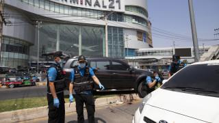 Μακελειό στην Ταϊλάνδη: 29 τα θύματα του στρατιώτη – Τα κίνητρά του ήταν «προσωπικά»