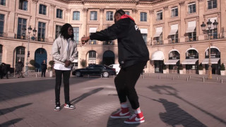 Ο Θανάσης Αντετοκούνμπο χορεύει το «Ζεϊμπέκικο της Ευδοκίας» στο Παρίσι