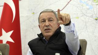 Ακάρ: Η Ελλάδα έχει στρατιωτικοποιήσει παράνομα 16 νησιά