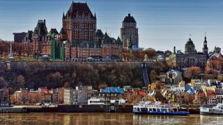 Ταξίδι στο χρόνο στο Κεμπέκ του Καναδά: Η περίκλειστη πόλη, το ποτάμι και η ιστορία