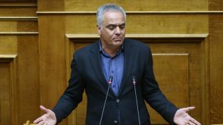 Σκουρλέτης: Καμία συναινετική στάση απέναντι στην αντεργατική πολιτική της κυβέρνησης