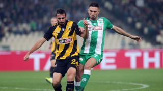 Super league: ΑΕΚ και Παναθηναϊκός κοντράρονται στο ντέρμπι της 23ης αγωνιστικής