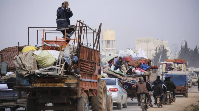 Συρία: 637 πρόσφυγες επαναπατρίστηκαν από Λίβανο και Ιορδανία
