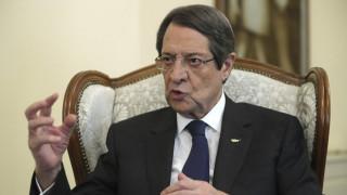Αναστασιάδης για Κυπριακό: Να πάμε σε διάλογο χωρίς προαπαιτούμενα