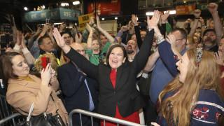 Εκλογές Ιρλανδία: Το Σιν Φέιν διεκδικεί θέση στη νέα κυβέρνηση