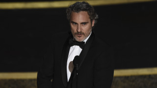 Joaquin Phoenix - Όσκαρ 2020: «Ήμουν κάθαρμα όλη μου την ζωή» - Η συγκινητική του ομιλία
