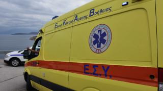 Κρήτη: Στο αυτόφωρο οι δύο νεαροί που επιτέθηκαν σε διασώστη του ΕΚΑΒ