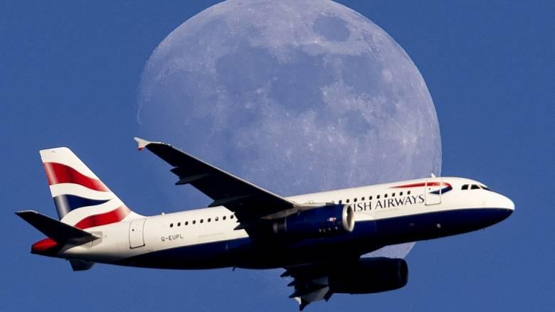 Πτήση της British Airways έσπασε το υπερατλαντικό ρεκόρ… λόγω καταιγίδας