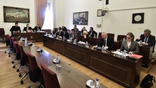 Καταθέτει για δεύτερη ημέρα στην Προανακριτική της Βουλής η Γεωργία Τσατάνη