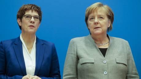 Γερμανία: Το «Σύνδρομο της Θουριγγίας» απειλεί το κόμμα της Μέρκελ