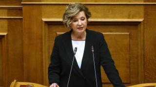 Γεροβασίλη κατά Χρυσοχοΐδη για τις νέες ταυτότητες: Το επιτελικό κράτος αντεπιτίθεται