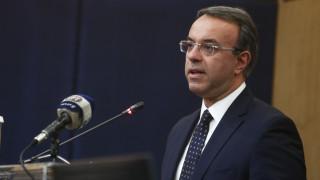 Σταϊκούρας: Έρχεται μείωση του ΕΝΦΙΑ και της εισφοράς αλληλεγγύης