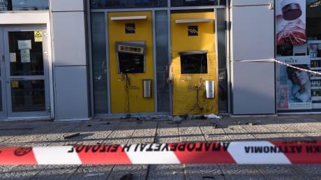 Θεσσαλονίκη: Ανατίναξαν δύο ΑΤΜ τα ξημερώματα - Πήραν τα χρήματα και εξαφανίστηκαν