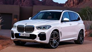Η BMW παρουσίασε ήπια υβριδικές εκδόσεις των Χ5 και Χ6 με τον diesel των 3.000 κυβικών