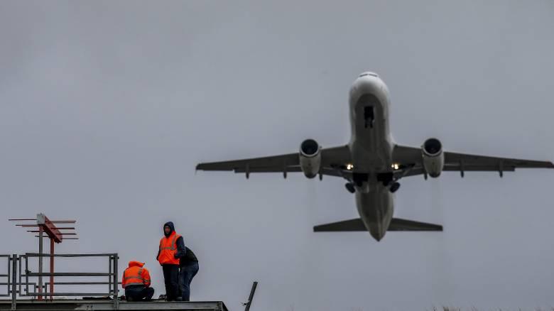Κωνσταντινούπολη: Τρόμος στον αέρα - Λιποθύμησε ο πιλότος